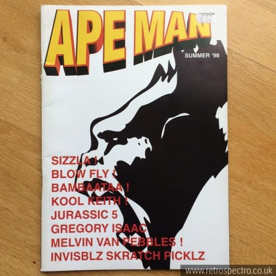 Ape Man magazine