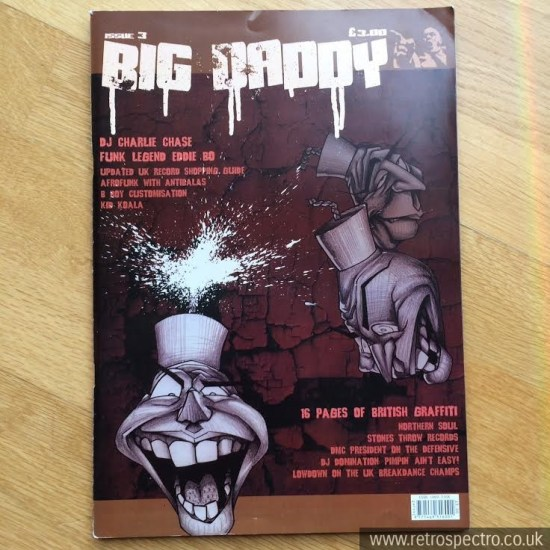 Big Daddy magazine
