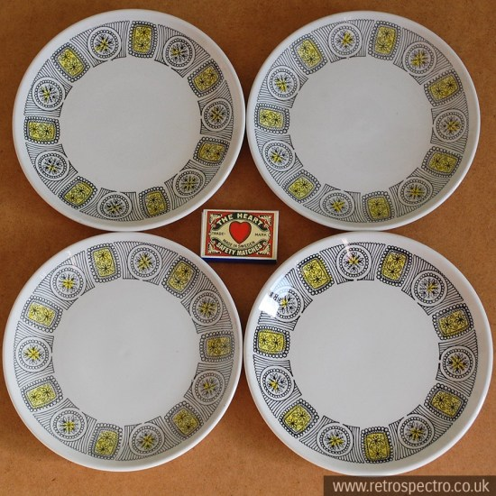 Biltons Side Plates