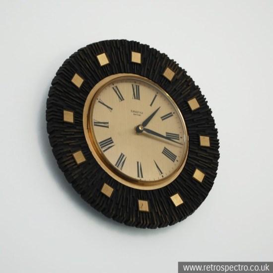 Eurastyle clock