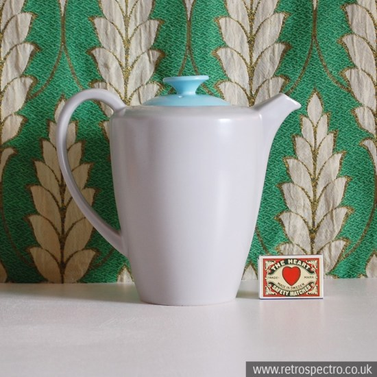 Poole Twintone Tea Pot