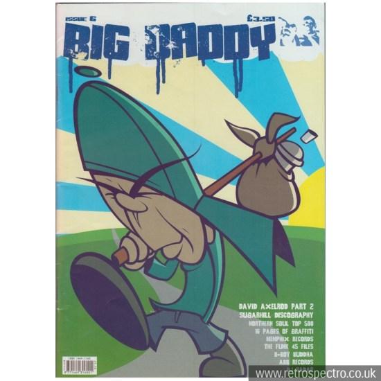 Big Daddy magazine number 6