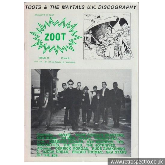 Zoot magazine No 15