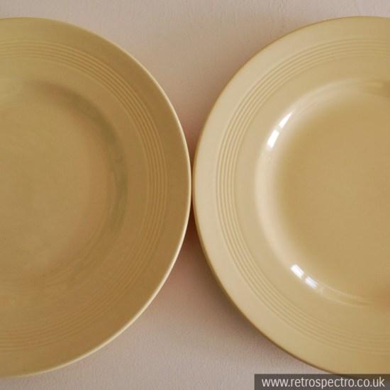 Wood's Ware Jasmine Dinner Plate