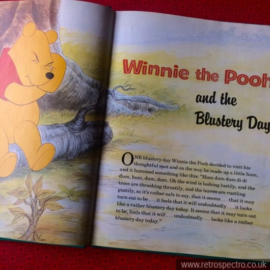 The St Michael Book Of Winnie The Pooh Favourites