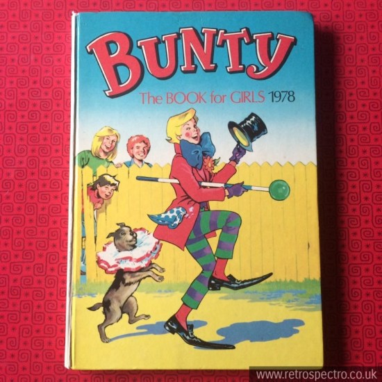 Bunty The Book For Girls 1978