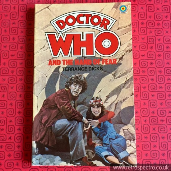 Doctor Who And The Hand Of Fear Paperback