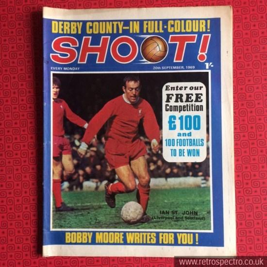 Shoot Magazine 1969