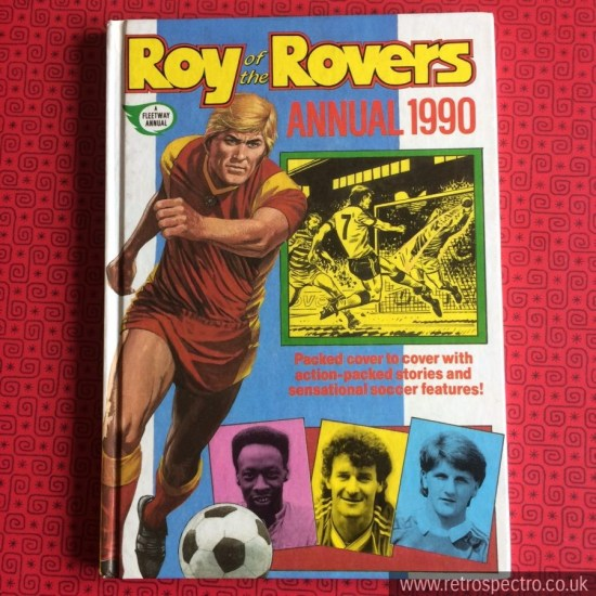 Roy Of The Rovers Annual