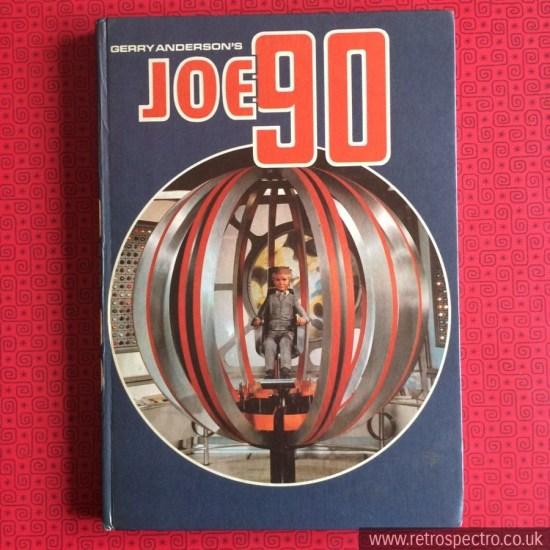 Joe 90 Book
