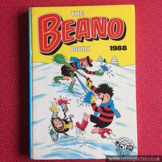 Beano Book 1988