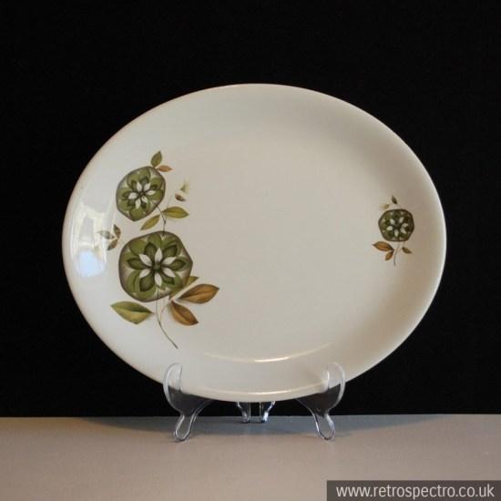 Alfred Meakin Glo-White Platter