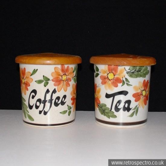 Toni Raymond Storage Jars