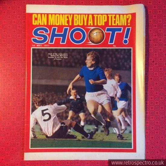 Shoot Football magazine