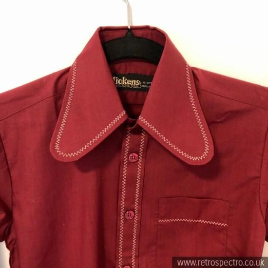 Beagle Collar Shirt Dickens Make