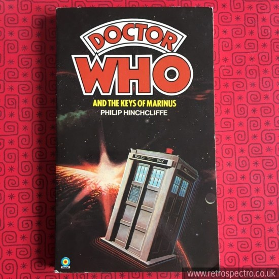 Doctor Who And The Keys Of Marinus