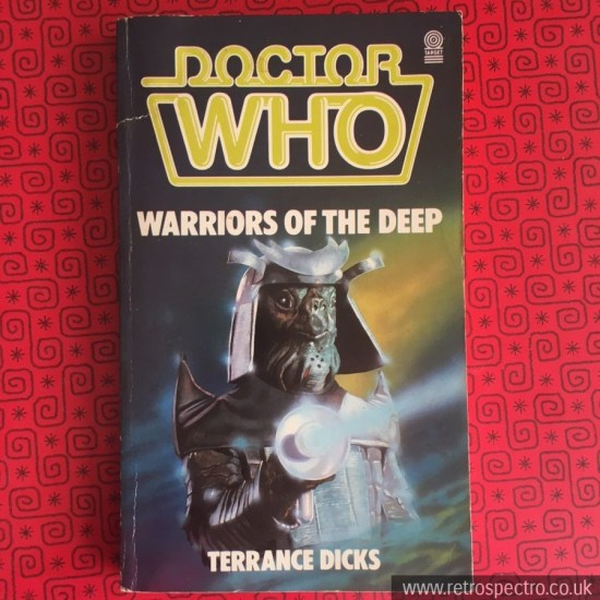 Doctor Who - Warriors Of The Deep