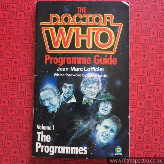 The Doctor Who Programme Guide Volume 1