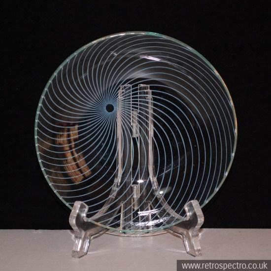 Small Swirl Chance Glass