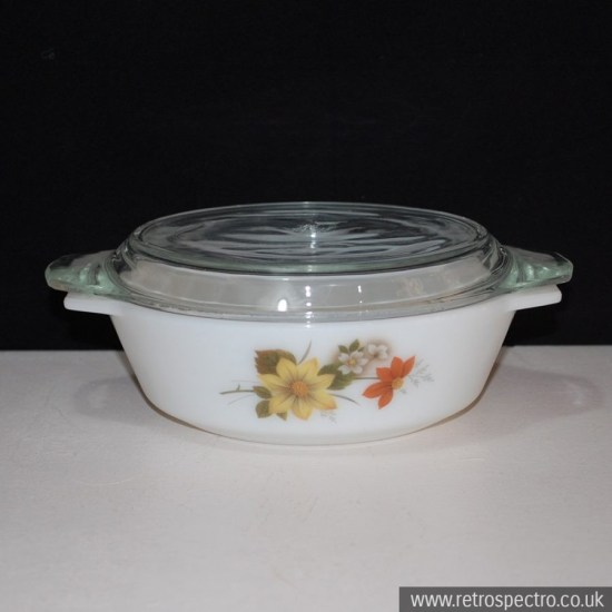 Autumn Glory JAJ Pyrex