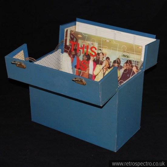 LP Storage Case