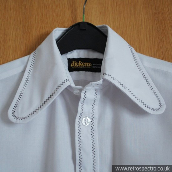 Beagle Collar Shirt