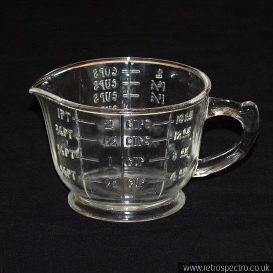 Measuring & Mixing Pitcher
