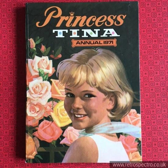 Princess Tina Annual 1971