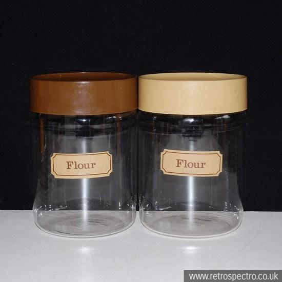 JAJ Pyrex Storage Jar