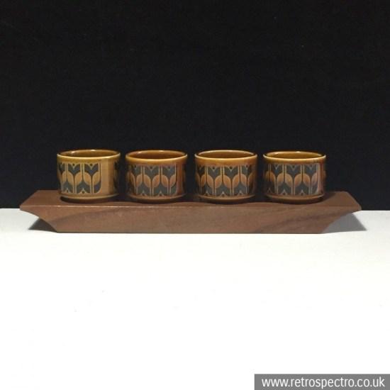 Hornsea Heirloom Egg Cups