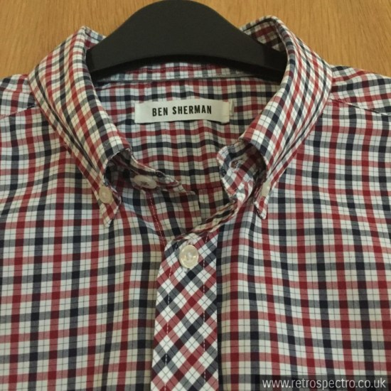 Ben Sherman Button Down Shirt