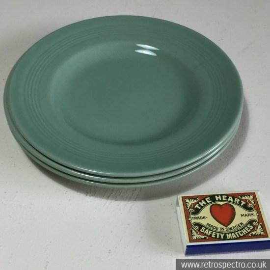 Wood's Ware Beryl Side Plates
