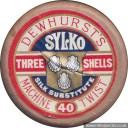 Dewhurst's Sylko label.