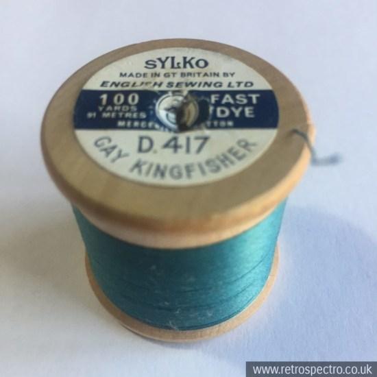 Dewhurt's Sylko D.417 Gay Kingfisher