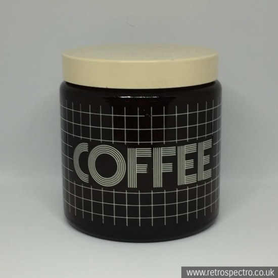CLP Coffee Jar