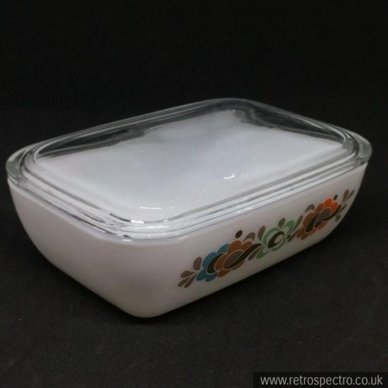 JAJ Pyrex Tempo Butter Dish