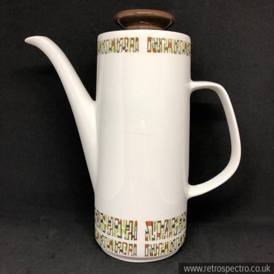 J&G Meakin Bagatelle Coffee Pot