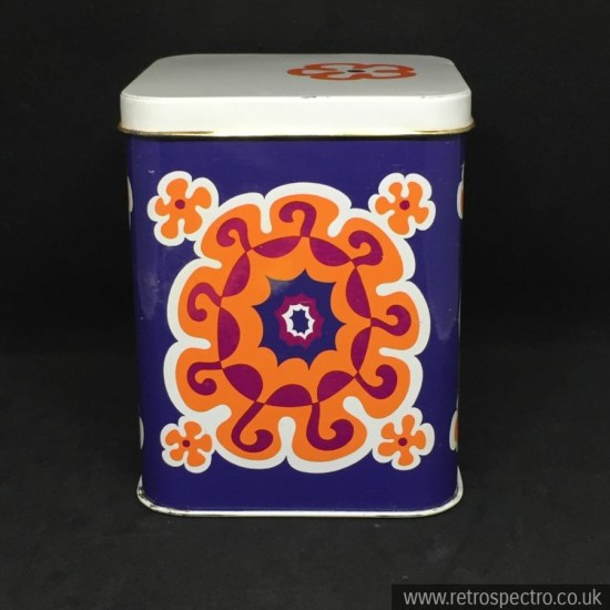 Small storage tin