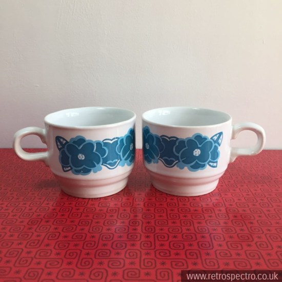 1970's Staffordshire Cup