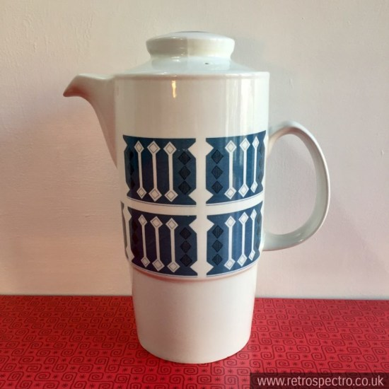 Johnson Bros MCM Coffee Pot