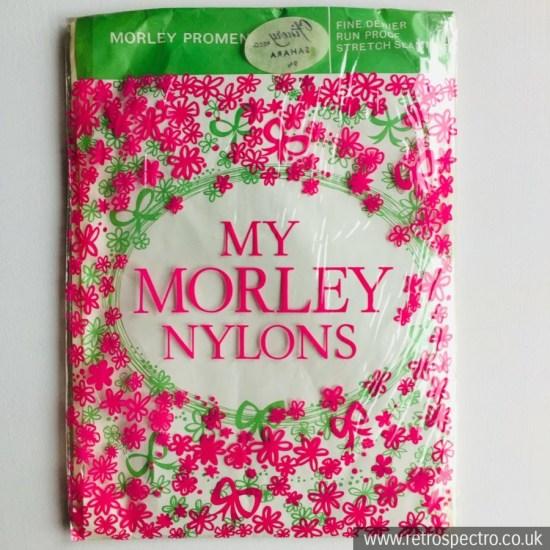 Vintage My Morley Nylons