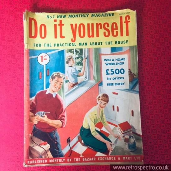 Do It Yourself magazine 1957