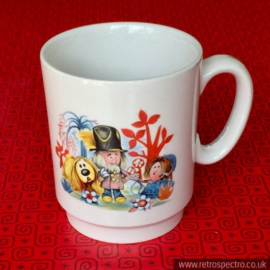 Magic Roundabout Mug