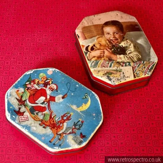 Kitsch Vintage Tins
