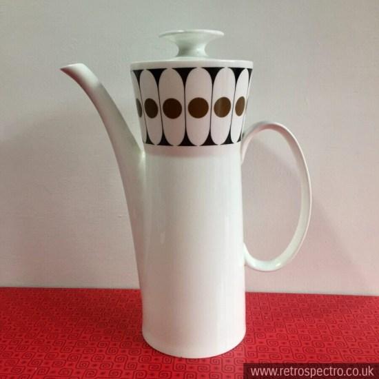 Hostess Tableware Black Velvet Coffee Pot