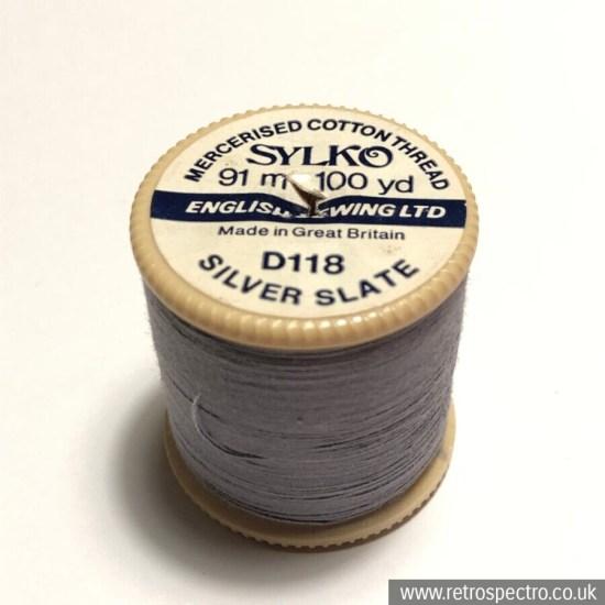 Sylko D118 Silver Slate