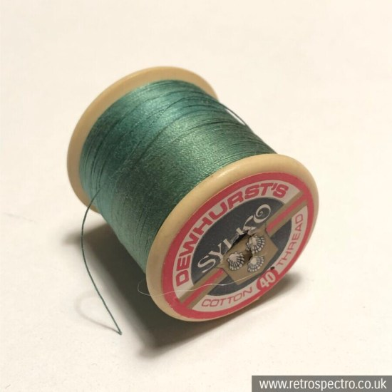 Syko cotton reel Reseda D69