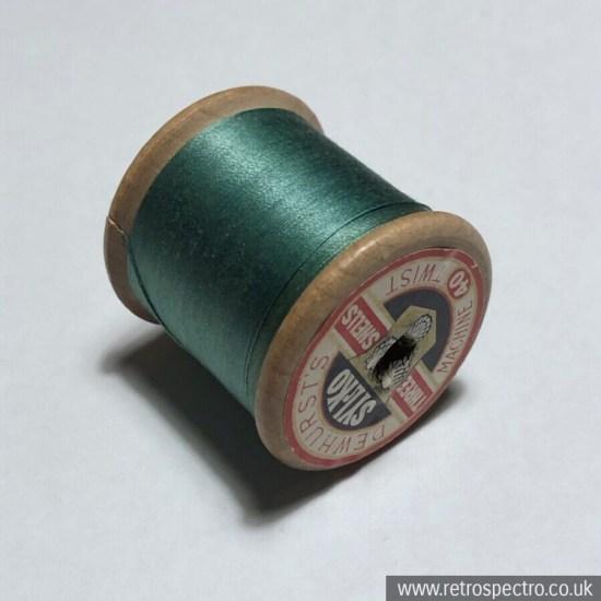 Sylko Cotton Reel D.69 Reseda