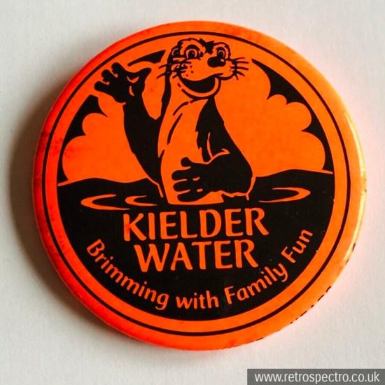 Vintage Kielder Water Badge