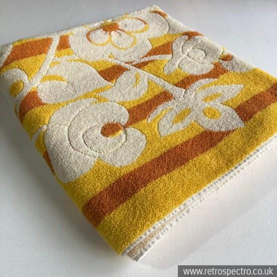 Vintage Osman Beach Towel